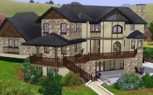 beautiful sims house ideas mod the sims ashland manor modern mock tudor