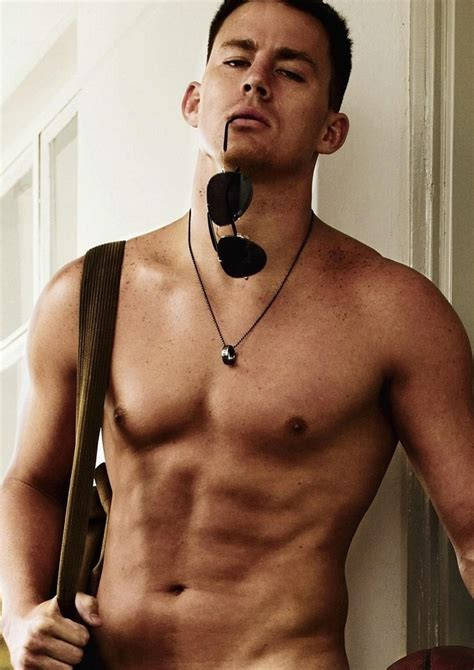 the crucial celebrity of channing tatum s body in