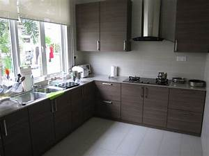 Formica Laminated Kitchen Cabinet