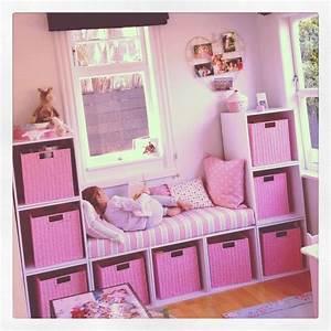 Kleinkind Zimmer Mädchen : ideen f r m dchen kinderzimmer zur einrichtung und dekoration diy betten f r kinder mit ~ Sanjose-hotels-ca.com Haus und Dekorationen
