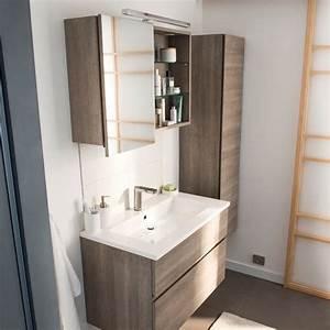 meuble colonne salle de bain castorama maison design With salle de bain design avec meuble salle de bain castorama promo
