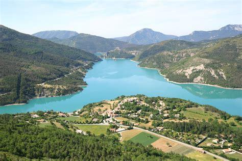 circuit des deux lacs office de tourisme de castellane
