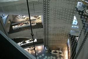 Musée Mercedes Benz De Stuttgart : vue d 39 en haut photo de mus e mercedes benz de stuttgart ~ Melissatoandfro.com Idées de Décoration
