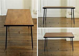 Table Basse Hauteur 60 Cm : table basse hauteur 60 cm le bois chez vous ~ Nature-et-papiers.com Idées de Décoration