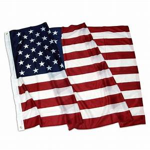 American 3ft x 5ft Flag Superknit Polyester with Grommets
