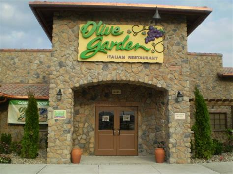 olive garden city derek inc construction project for olive garden in