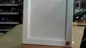 Making $10 Cabinet Doors - YouTube