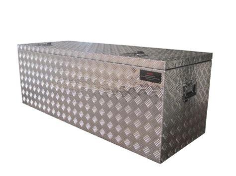 coffre en aluminium pour camion