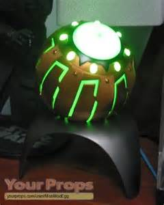 Spiderman Green Goblin Pumpkin Bomb by Spider Man 3 Green Goblin Pumpkin Bomb Replica Prop Weapon