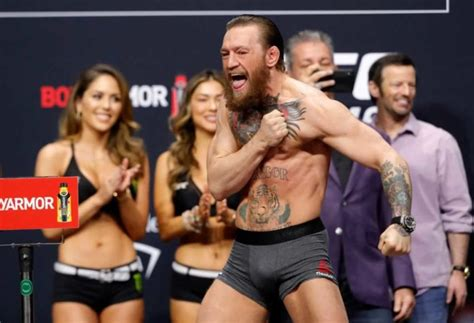 Conor McGregor signs bout agreement - rematch with Dustin ...