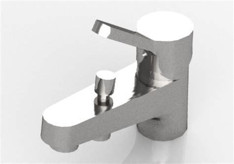 paini rubinetti rubinetti 3d miscelatore per vasca con attacco per doccia