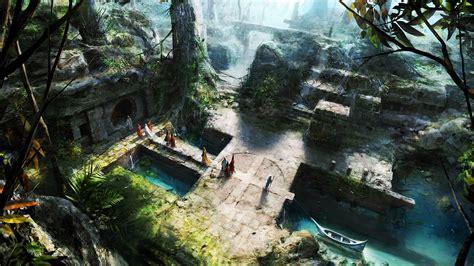 mystical places fantasy wallpaper  fanpop