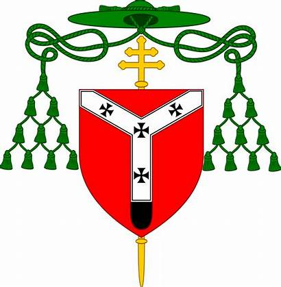 Arms Catholic Coat Archdiocese Svg Roman Westminster