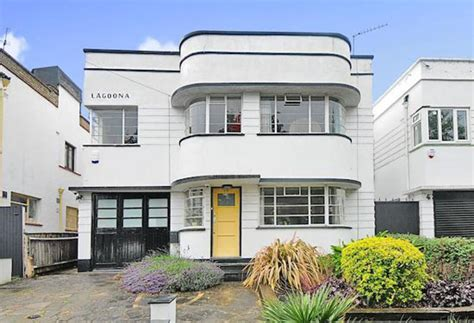 Art Deco Houses The Top 30 Most Popular Finds On The