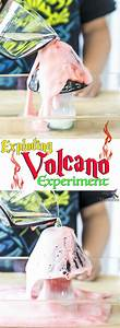 Easy Exploding Volcano Experiment for Kids!   Back to ...
