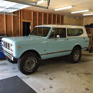 1976 International Harvester Scout Ii   4x4
