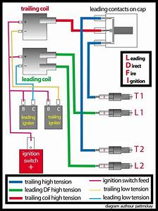 Here Is A Simple Wiring Diagram For A Single Leading