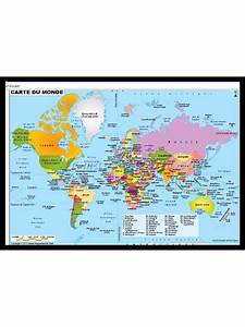 Carte Du Monde Metallique : carte du monde pdf carte du monde ~ Teatrodelosmanantiales.com Idées de Décoration
