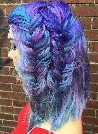 473 Best Images About Mermaid Hair On Pinterest Doe