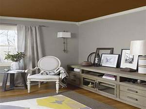 Living room color palette gray modern house for Grey color schemes for living room