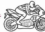 Motorcycle Drawing Easy Coloring Bike Pages Motor Colouring Motorbike Clipartmag Popular Cool sketch template