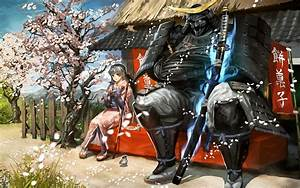 Anime Samurai Wallpapers - Wallpaper Cave