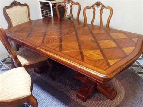 ethan allen dining room chairs craigslist dining table ethan allen dining table craigslist