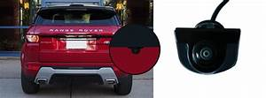 Range Rover Evoque Rear Camera Kit With Dynamic Guidelines