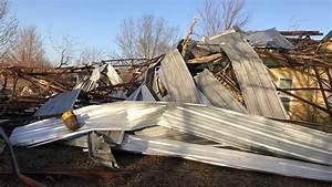 EF-1 tornado damage confirmed in Faulkner County | KATV
