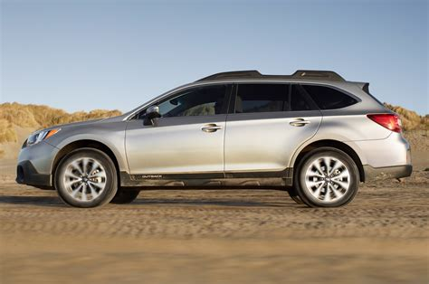 2015 Subaru Outback Reviews And Rating Motor Trend