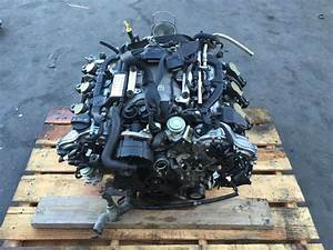 Mercedes Slk280 C280 Engine Motor Block Assembly 74k