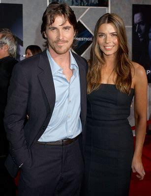 Christian Bale Wife Saxy Wallpapers Top Actress