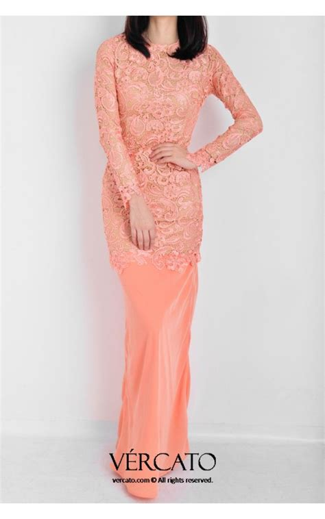 kurung moden lace google search dresses dresses