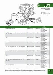 John Deere Engine Replacement Parts  Page 51