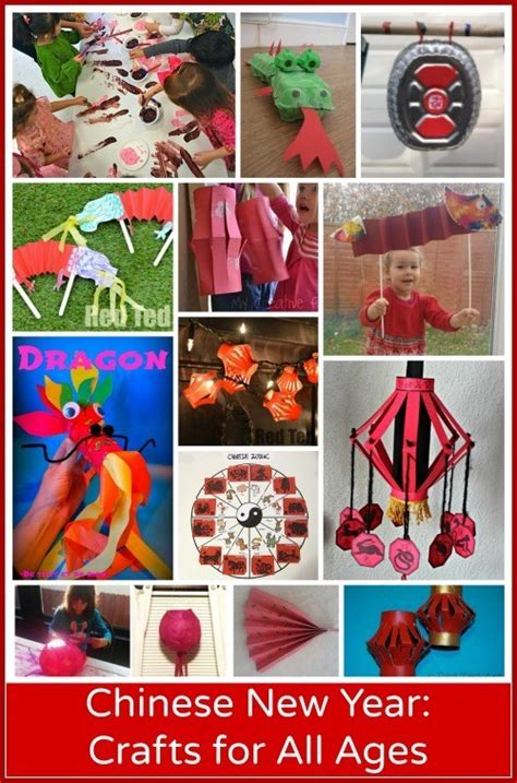 15 new year crafts preschool through elementary 661 | 11814Chinese New Years Crafts