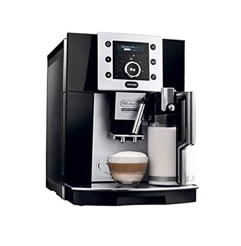 delonghi automatic cappuccino delonghi automatic espresso machine reviews coffee on fleek