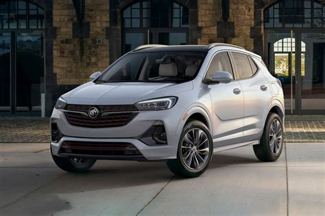 buick encore gx splits  difference  encore