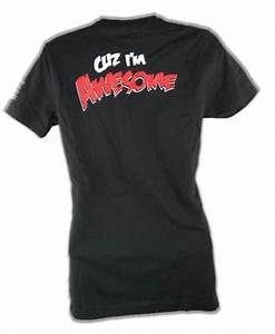 The Miz Haters Love Me Cuz I'm Awesome Womens t-shirt ...
