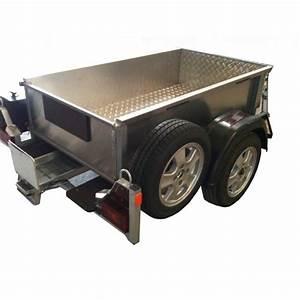 Plancher Pour Remorque : 4 ridelles plancher amovible en aluminium pour remorque ~ Melissatoandfro.com Idées de Décoration