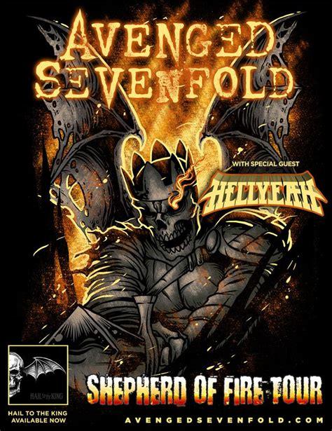 va farm bureau avenged sevenfold announce 2014 shepherd of