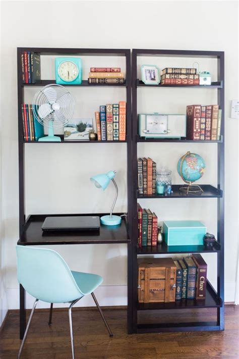 desk with bookcase attached office amusing desk with bookshelves bookshelves with