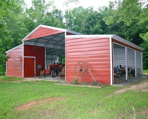 North Carolina Metal Barns  Steel Barns  Barn Prices Nc