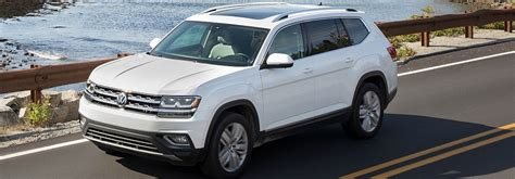 atlas volkswagen white 2018 volkswagen atlas color options