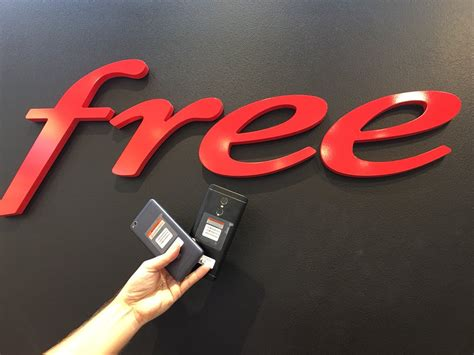 Free Mobile by Univers Freebox Taable Note