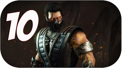 Mortal Kombat X Top 10 Most Annoying Characters To Fight
