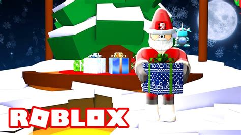 Saving Christmas Obby In Roblox!  Microguardian Youtube
