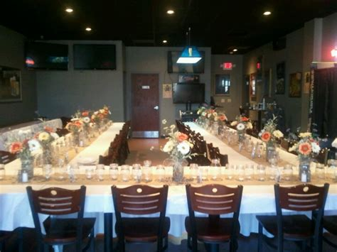 Rustic Wedding Dinner Ideas : Rustic Centerpieces For Rehearsal Dinner Tables