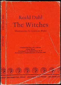 Roald Dahl  Research And Buy First Editions  Limited