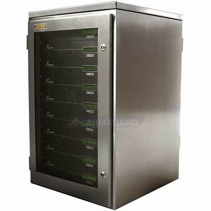 Cabinet Rack Waterproof Mount Servers Armagard Protection