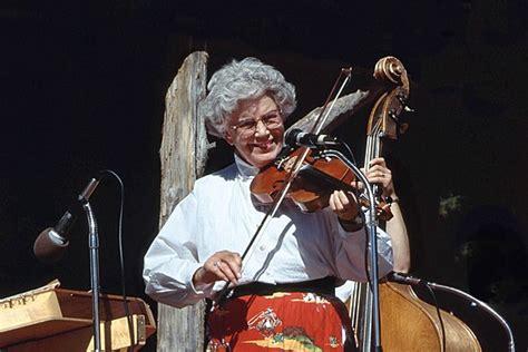 Ramona Jones Fiddler And Hee Haw Cast Member Dead At 91